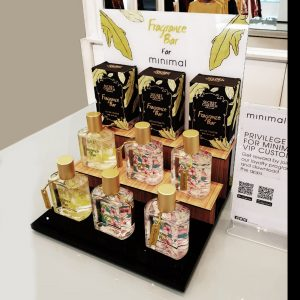 Display Parfum E10